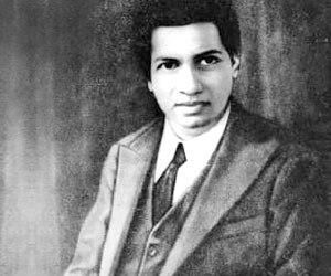 Ramanujan's biography