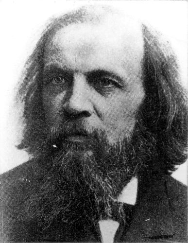 the early life and times of famous scientist dmitri mendeleev Mendeleev's periodic table  dmitri mendeleev published a periodic table mendeleev also arranged the elements known at the time in order of.