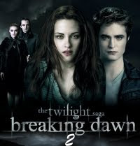 Twilight Breaking Dawn 2 le film