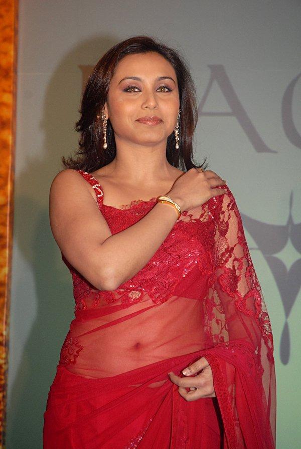 Bollywood Hot Actress Hot Scene Rani Mukherjee Hot Photos -2307