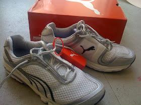 Celia Loves: Puma Running shoes