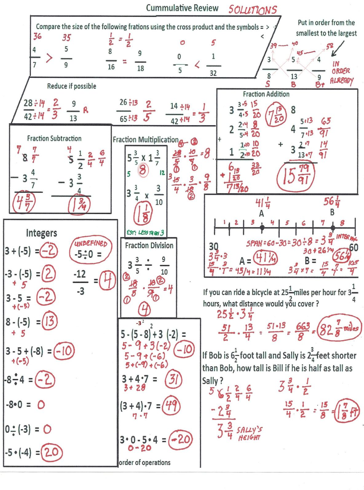 Ged Math Worksheet Graphs