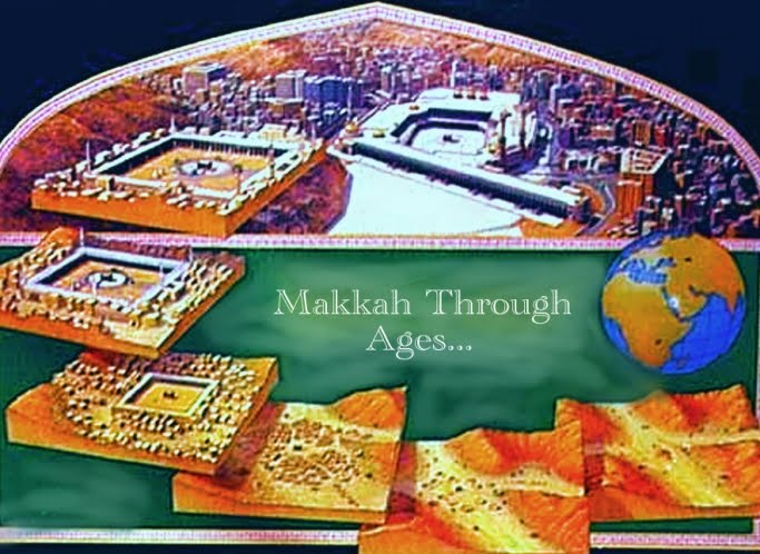 MAKKAH THROUGH AGES...
