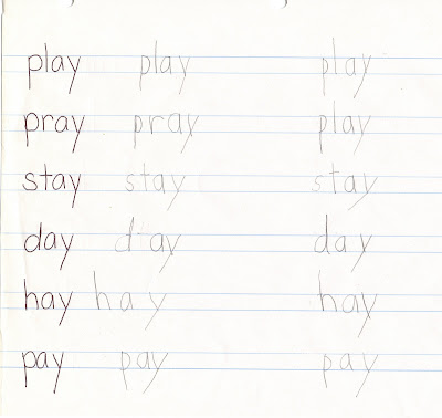Not Before 7 Teaches: May 2009