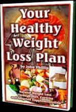 Natural Weight Loss EBook by John Phillip.