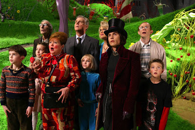 Charlie and the Chocolate Factory - Best Movies 2005