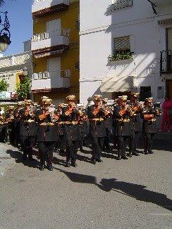 La Agrupación Musical Ntra. Sra. de la Encarnación.