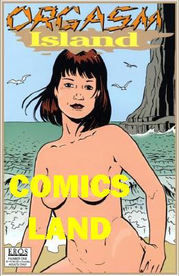 adult comic book