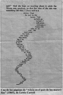 Poéticas En Diáspora Galimatazo Lewis Carroll
