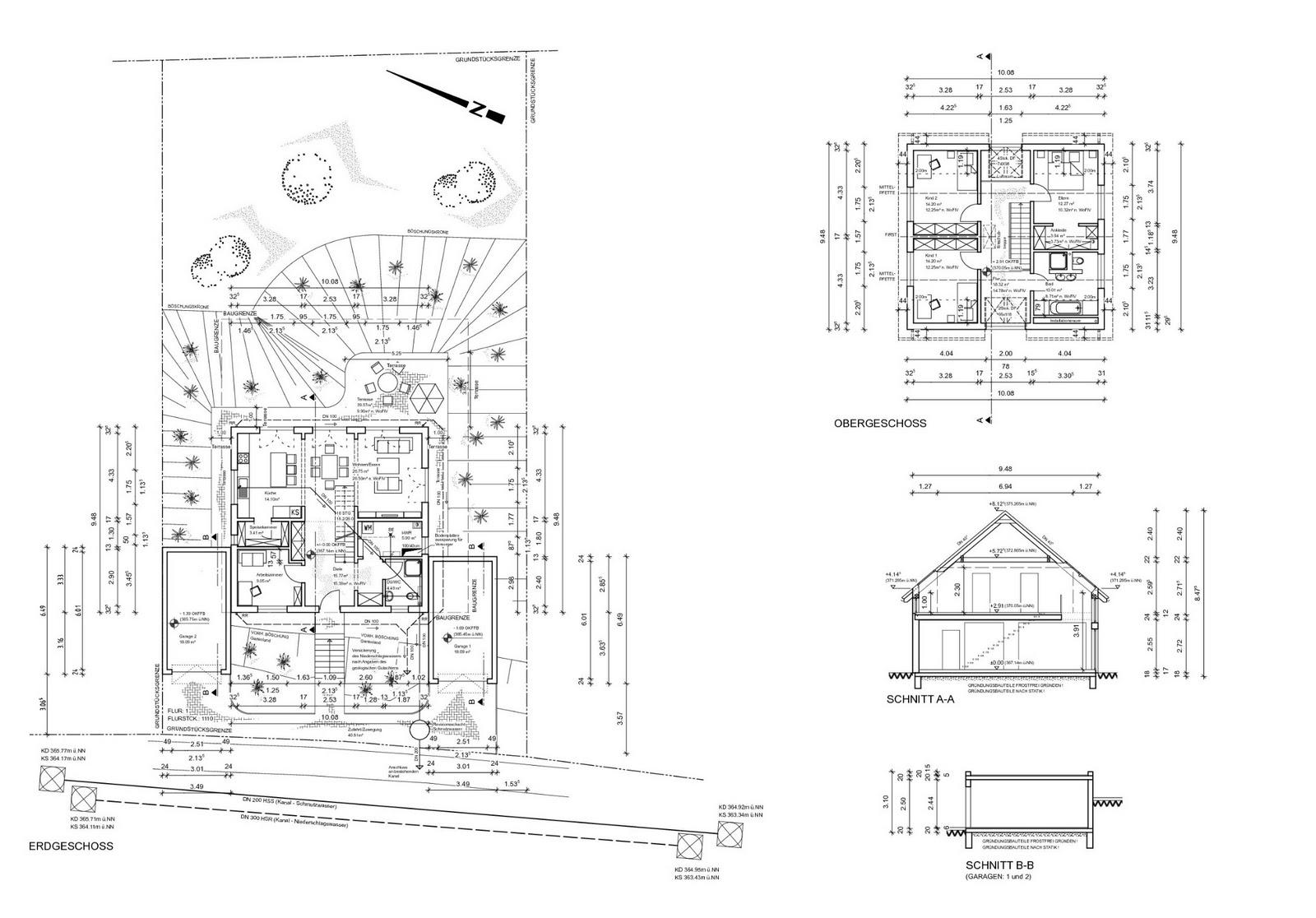 Bautagebuch Dan Wood House 2010