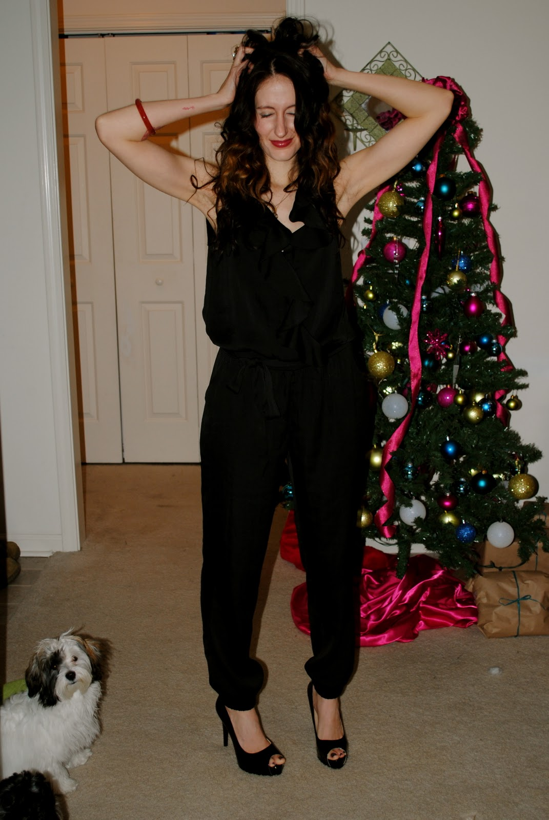 Chic & Skinny: happy drunken christmas party...