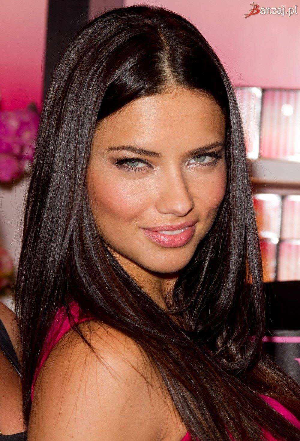 Makeup Adriana Lima Colors