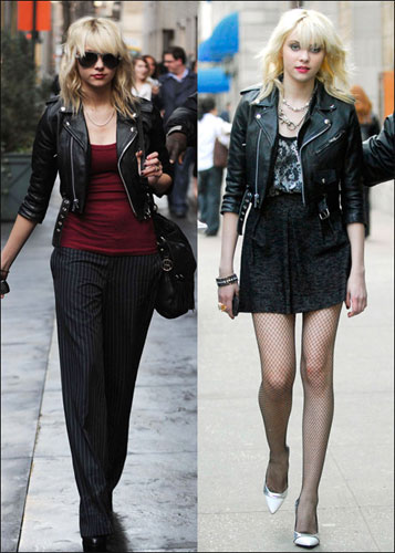 Screw Style Style Icon Of The Day Taylor Michel Momsen