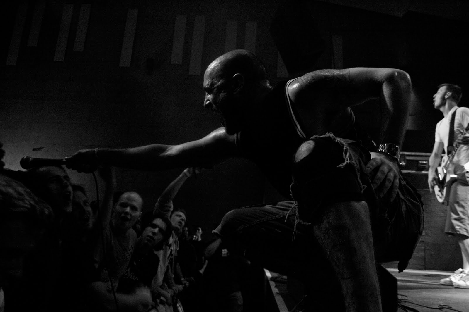 Chuck Allen Photography: Comeback Kid, Madball, A Wilhelm Scream, and Living With Lions
