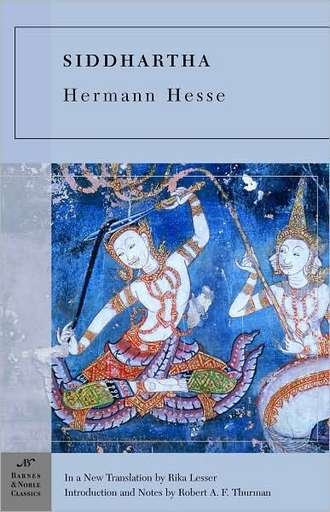 A theme of unity in siddhartha by herman hesse