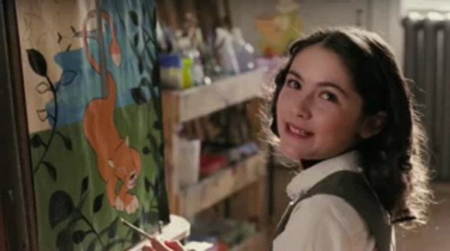 Art In Movies: Orphan (2009)
