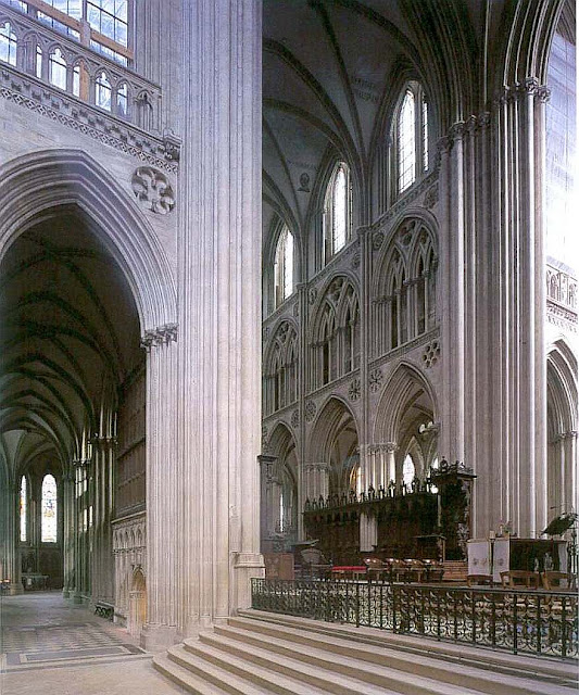 Catedral de Bayeux, em Calvados, França