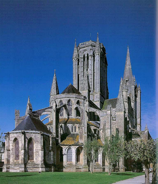 Catedral de Coutances, Normandia, França
