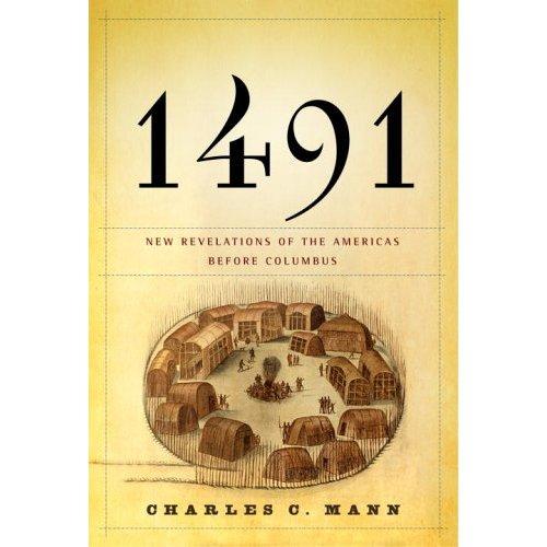 1491, Charles C Mann