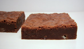 Minty Brownies