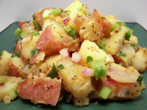 Barbeque Potato Salad