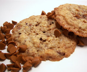 Crunchy Cinnamon-Oat Drops Cookie Picture