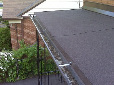A Very Well Known Toronto Eavestrough Company Did This!