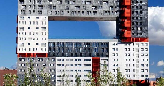 Mi Moleskine Arquitectónico Edificio Mirador Madrid