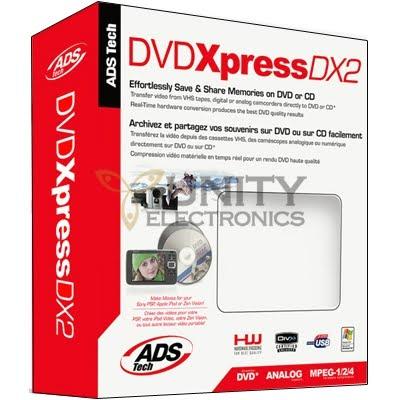 Driverhack: free download ads tech dvd xpress dx2 driver.