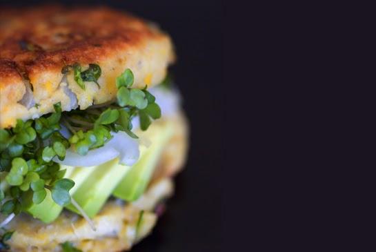 LisaKramerArtLifestyle: Veggie Burgers or Croquettes: Recipes for ...
