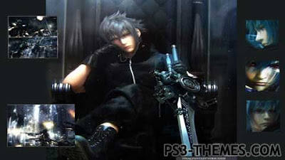 ps3 theme final fantasy xiii ps3 themes free downloads