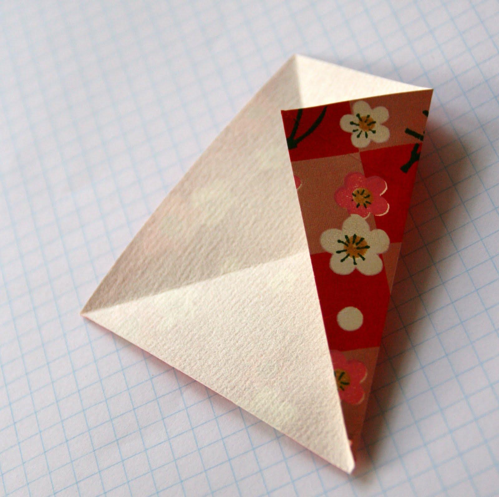 vervlogendagentutorials: Origami Valentine Garland Tutorial - photo#48
