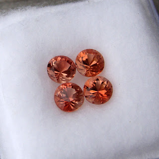 dark orange sunstone