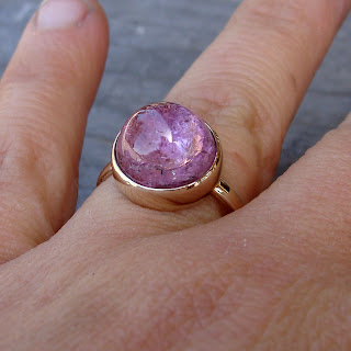 tourmaline cocktail ring