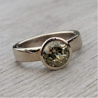 fair trade engagement ring