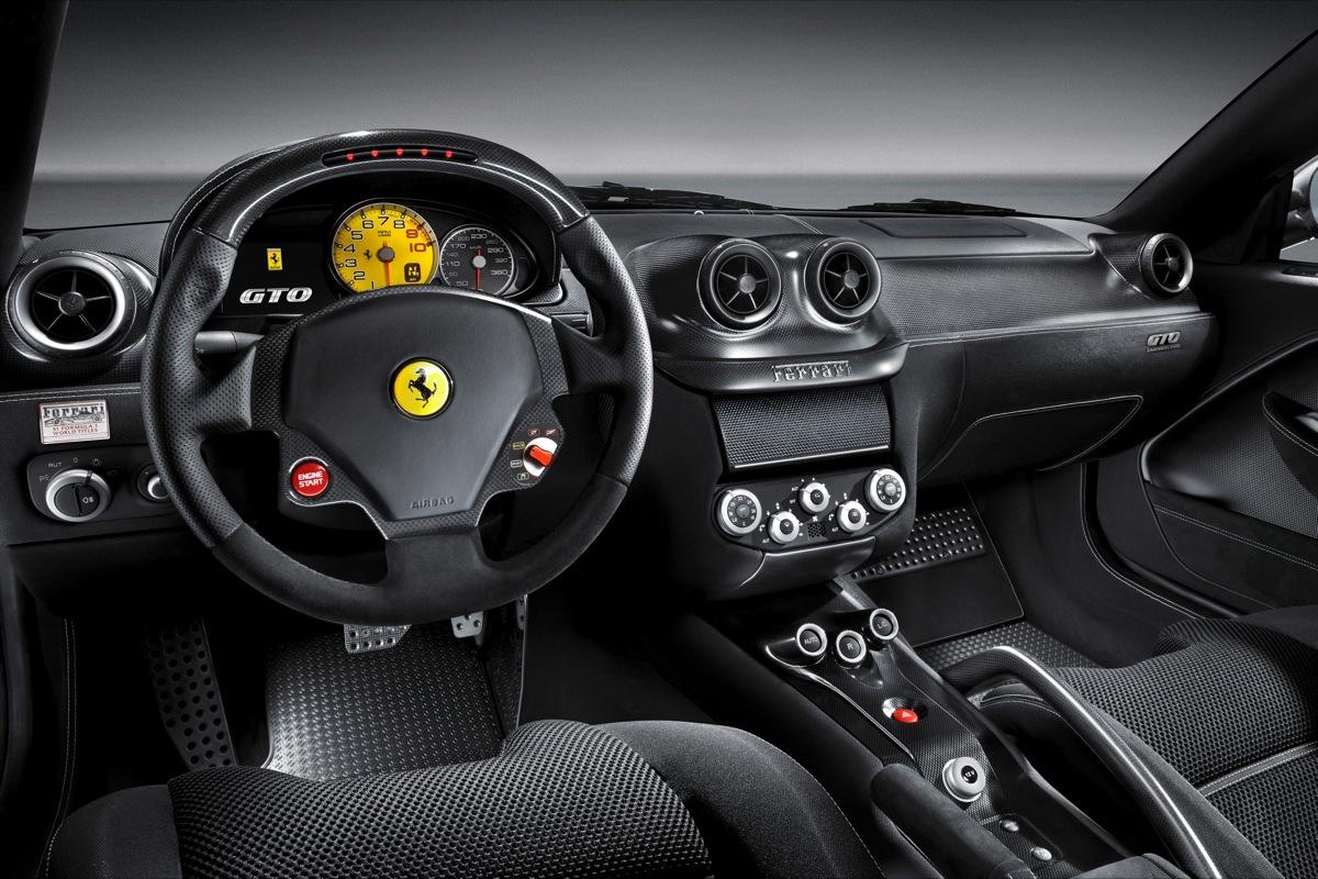 Car Cor Car Cur Cuk 2011 Ferrari 599 Gto Was Already A Great Supercar