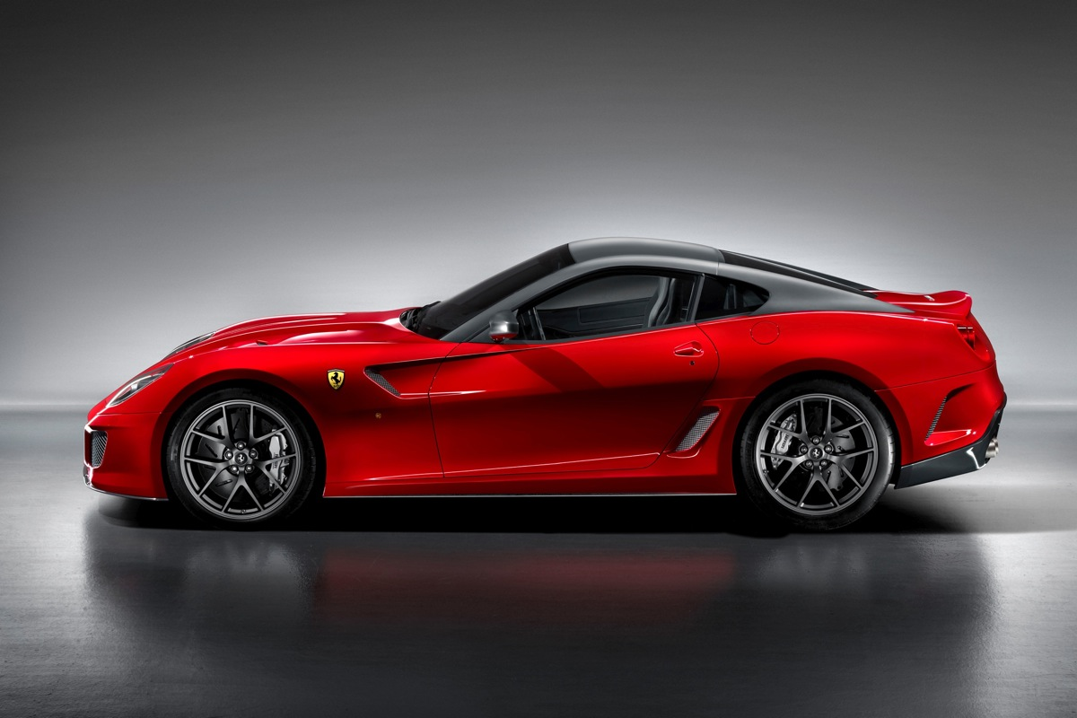 2011 Ferrari 599 GTO wallpaper | Cars Info