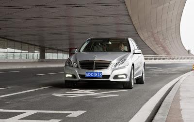 Mercedes-Benz E-Class ومزيد المرسيدس الالماني