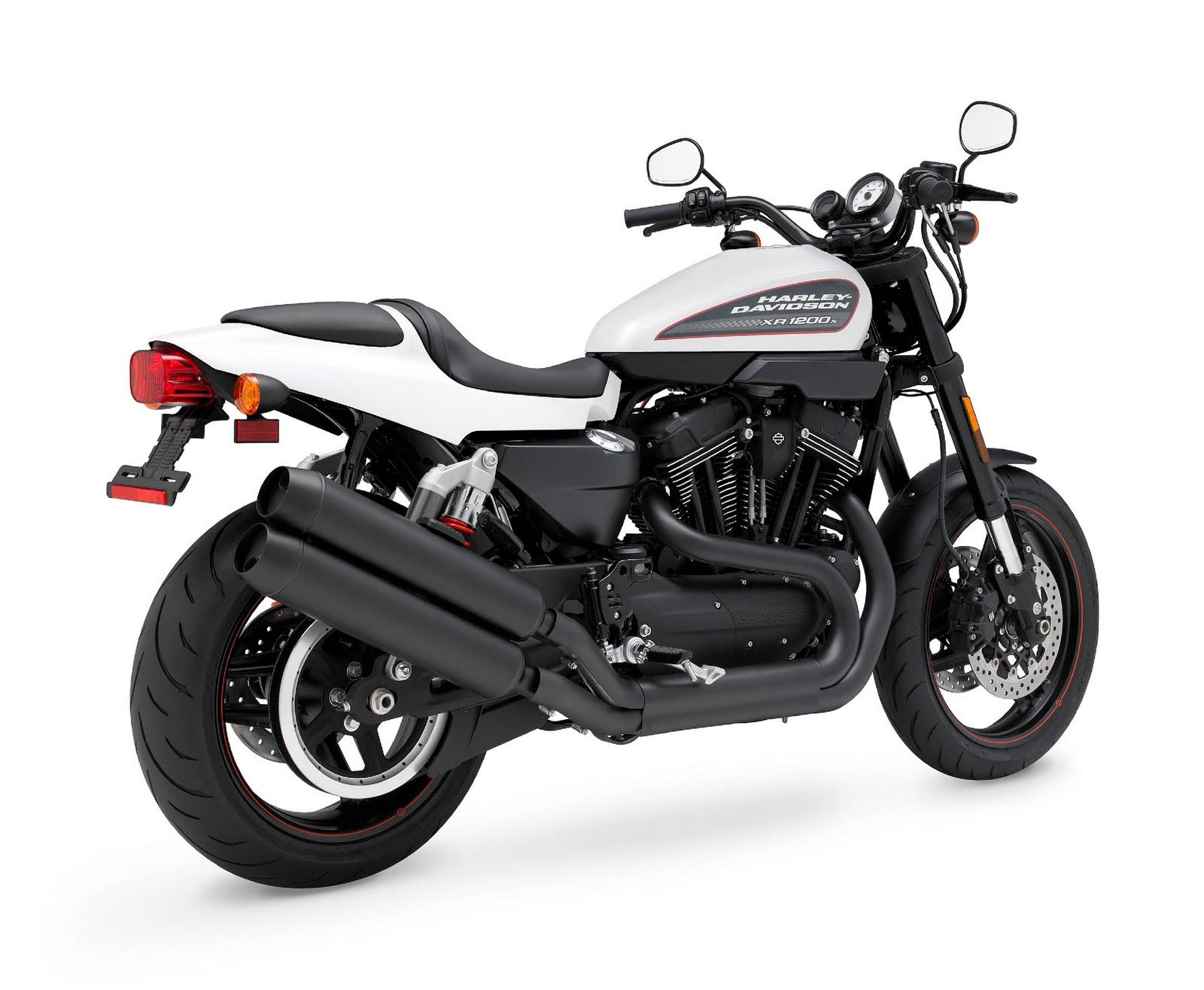 Motorcycle Modifications Harley Davidson XRX