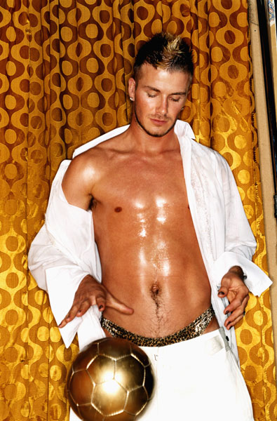 Swimsuit David Becham Underwear Naked Gif