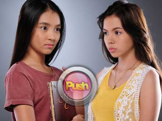 Kathryn Bernardo as Mara ; Julia Montes as Clara