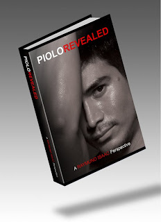 Piolo Pascual Revealed Coffee-Table Book cover photo