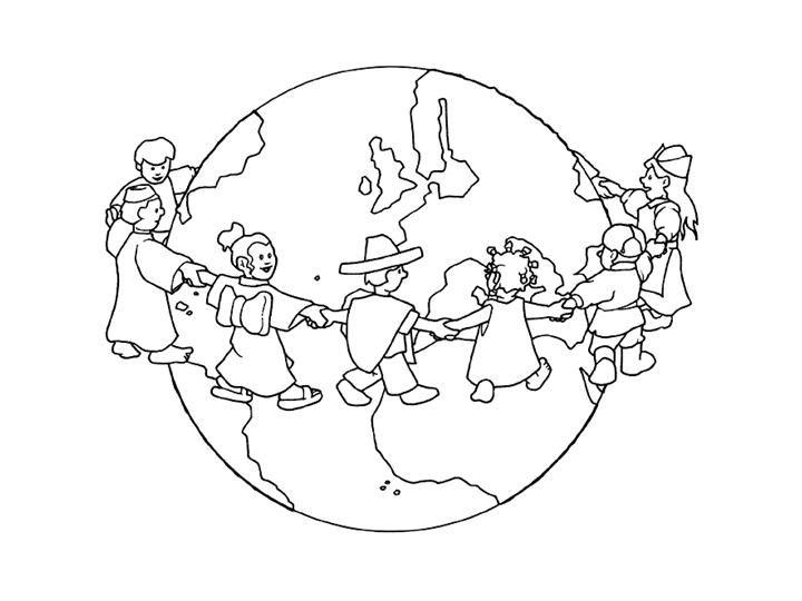 Okul öncesi Etkinlik Dünyası 23 Nisan Boyama Sayfaları