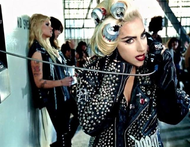 Naomi Campbell shades Gaga: