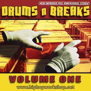 Hip Hop Workshop: Drums 'n' Breaks Vol 1
