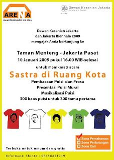 Jakarta Biennale 09 January 2009