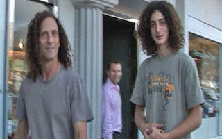 Chuck S Weird World Kenny G And His Son Kenny G