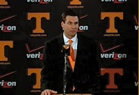 Derek Dooley's Plan To Rebuild The Tennessee Volunteers Includes Teaching Proper Showering Technique