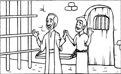 Desenho Biblico Colorir Varios Desenhos De Outras Categorias