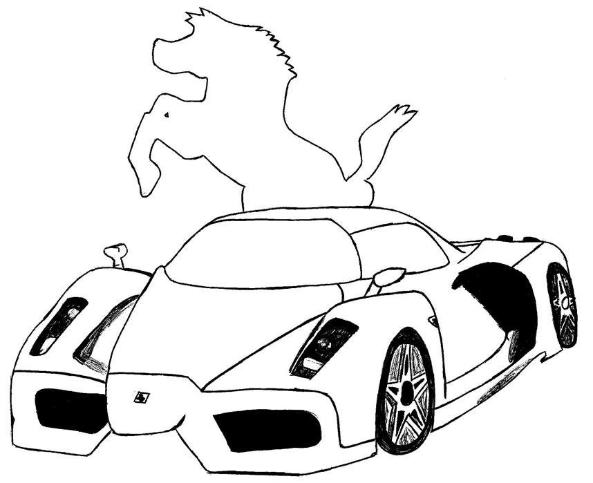 Imagenes De Carros Para Colorear: Jogo Desenhos De Carros Para Pintar No Jogos Online Wx
